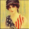 Vintage - Lady America