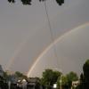 hope, Rainbow, silver lining