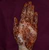 Mehndi, peacock, Rajasthani henna