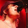 Patrick singing