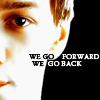 Amy M: go forward go back