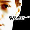 Amy M: go forward go back
