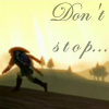 Link - don't stop