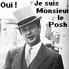 Monsieur le Posh