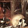 """Skull - """"vanitas"""""""
