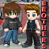 sethra2000: SPN Anime Sam and Dean