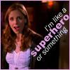 buffy // superhero