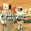 Conchords Daft Punk