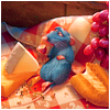 Ratatouille: Relax with Food
