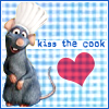Ratatouille: Kiss the Cook