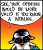 bucky woman