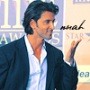 Bats and Big Bum: Hrithik - Mwah!