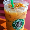 starbucks// iced coffee