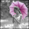 some_day_soling: Pink parasol