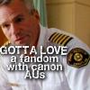 Canon AUs