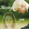 dragonsangel68: HP - Draco/Ginny Missing You