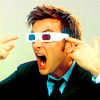 dw 3D glasses