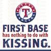 Carrie Leigh: Texas Rangers