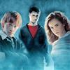 HP- Order of the Phoenix trio
