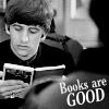books are good