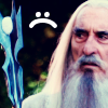 Gandalf Sad Face