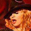 madonna hat