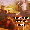 Faster would be better..., Faster