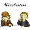 Susan: sn - chibi -  winchesters
