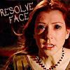an idea is bulletproof: BtVS Willow resolve face