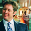 [Boston Legal] Alan Awesome