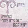 aries sex