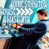 Verba volant, scripta manent: house husband