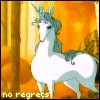 The Last Unicorn  - No Regrets