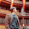Constant Reader: doctor who - GLOBE!