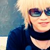 Ruki: Smiling