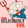 stewie deliciously evil