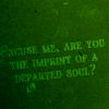 Alex: imprint of departed soul