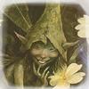 Квина: зеленое существо