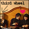 Kitten: Third wheel