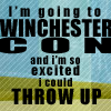 She!Sam of the Real People: SPN: I'm going to WinCon!!