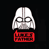 rogue equestrian: Luke's Father