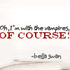 .:*¨¨*tei*¨¨*:.: bella - with the vampires [twilight]
