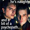 Naughty Psychopath