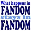 What Happens In Fandom