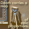 mop death