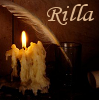 Rilla writing