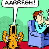 Jo Ann: Garfield: Argghhh
