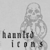Haunted Icons