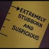 Mary Poppins Stubborn