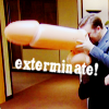 Danielle: the office - exterminate!